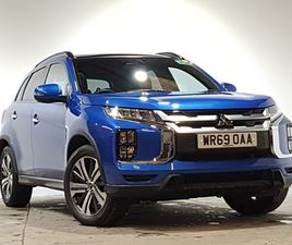 USED 2019 (69) MITSUBISHI ASX 2.0 EXCEED 5DR IN GRANGEMOUTH