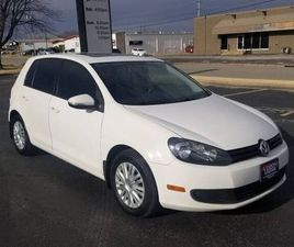 2013 VOLKSWAGEN GOLF CONVENIENCE