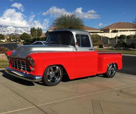 FOR SALE: 1956 CHEVROLET 3100 IN BEAUMONT , CALIFORNIA