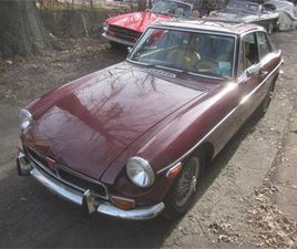 FOR SALE: 1973 MG MGB GT IN STRATFORD, CONNECTICUT