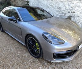 172 PORSCHE PANAMERA TURBO S HUGE SPEC 680BHP FOR SALE IN DUBLIN FOR €119950 ON DONEDEAL
