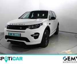LAND-ROVER DISCOVERY SPORT 2.0 TD4 150CH AWD SE BV
