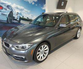 2017 BMW 3 SERIES 330I XDRIVE TOURING