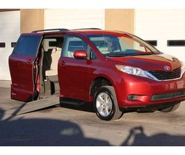 2014 TOYOTA SIENNA LE MOBILITY