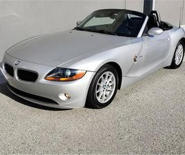 FOR SALE: 2004 BMW Z4 IN CADILLAC, MICHIGAN