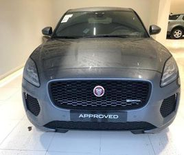 JAGUAR E-PACE 2.0D 180CH R-DYNAMIC CHEQUERED FLAG AWD BVA9