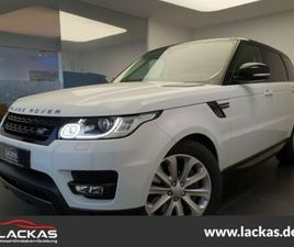 LAND ROVER RANGE ROVER SPORT HSE DYNAMIC 5.0 SUPERCHARGED L