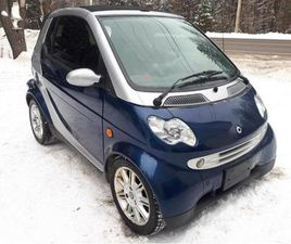 SMART PASSION CABRIOLET 2005 DIESEL