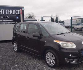 2012 CITROEN C3 PICASSO NCT 07/22 TAX 03/21 FOR SALE IN DUBLIN FOR €5650 ON DONEDEAL