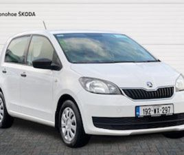 SKODA CITIGO ACTIVE 1.0MPI 60HP 5DR 45 PER WEEK FOR SALE IN WEXFORD FOR €9995 ON DONEDEAL
