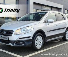 SUZUKI SX4 SX4 GL S-CROSS 1.6 PETROL ONLY 64000 M FOR SALE IN WEXFORD FOR €11945 ON DONEDE
