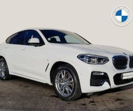 BMW X4 XDRIVE20D M SPORT FOR SALE IN WESTMEATH FOR €49995 ON DONEDEAL