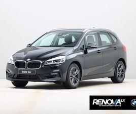 BMW 218 ACTIVE TOURER | SPORT LINE I COMFORT ACCES I STOELVERWARMING I VERSTELBARE ACHTERB
