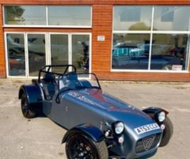 USED 2004 CATERHAM SUPER SEVENS CONVERTIBLE 8,182 MILES IN GREY FOR SALE | CARSITE