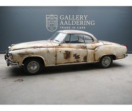 1963 BORGWARD ISABELLA FOR SALE