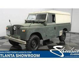 1960 LAND ROVER SE FOR SALE
