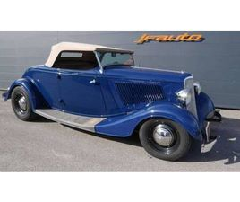 FORD MODELL 18 (HOT ROD)