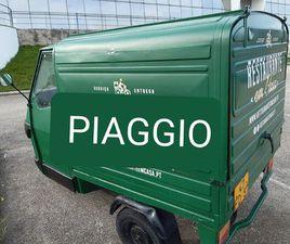 PIAGGIO 50 APE A GASOLINA NA AUTO COMPRA E VENDA