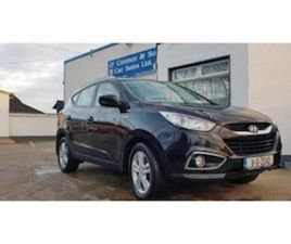 HYUNDAI IX35 1.7 5DR FOR SALE IN WEXFORD FOR €7500 ON DONEDEAL