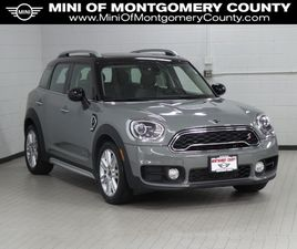 2018 MINI COOPER COUNTRYMAN S