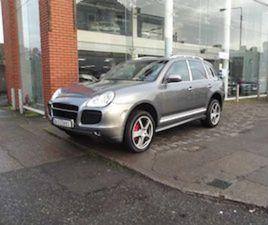 PORSCHE CAYENNE TURBO S 2006 FOR SALE IN DUBLIN FOR €18750 ON DONEDEAL