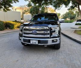 USED FORD F-150 2017
