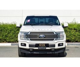 USED FORD F-150 3.5L ECOBOOST CREW CAB LIMITED 2019