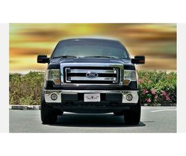 USED FORD F-150 5.0L XLT 2013
