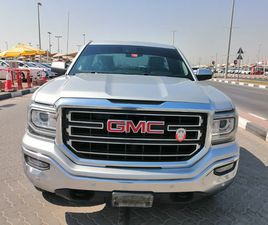 USED GMC SIERRA 2017