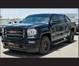 USED GMC SIERRA 2018