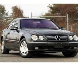 2001 MERCEDES-BENZ CL600 FOR SALE