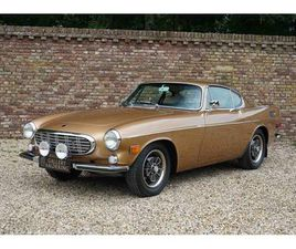1971 VOLVO P1800E FOR SALE