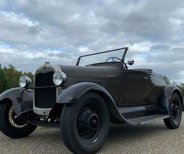 1929 FORD ROADSTER 4 BANGER HOTROD HOT ROD - + NL/EU REGISTRATION