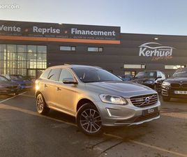 VOLVO XC60 D5 AWD 215CH XENIUM GEARTRONIC