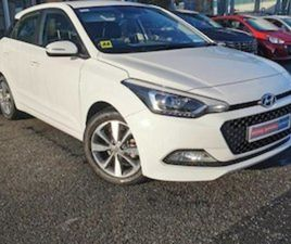 HYUNDAI I20 ACTIVE DELUXE 5DR FOR SALE IN DUBLIN FOR €14950 ON DONEDEAL