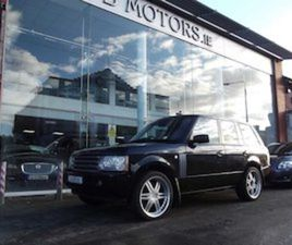RANGEROVER 2 SEATER TAX €333 FOR SALE IN DUBLIN FOR €10950 ON DONEDEAL