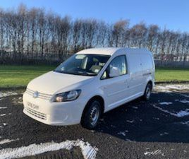2016 VW CADDY MAXI FOR SALE IN LOUTH FOR €9880 ON DONEDEAL