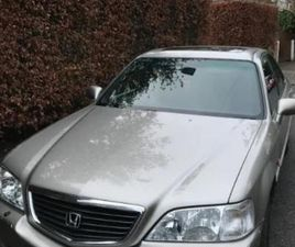 2001 HONDA LEGEND AUTO
