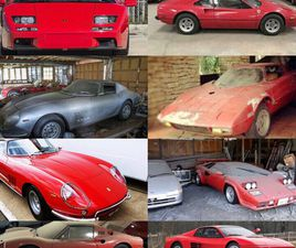 OLD FERRARI OR LAMBORGHINI 1940-1999 ANY CONDITION WANTED! | CLASSIC CARS | CITY OF TORONT
