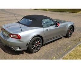 ABARTH 124 SPIDER, BOSE, LED, 1ST EDITION