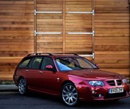 USED 2005 MG ZT 2.5 190SE V6 TOURER ESTATE 23,782 MILES IN AURORA FOR SALE | CARSITE