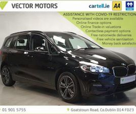 BMW 2 SERIES GRAN TOURER 216D SPORT AUTO 7 SEATER FOR SALE IN DUBLIN FOR €26950 ON DONEDEA