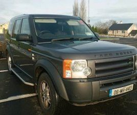 LANDROVER DISCOVERY FOR SALE IN MONAGHAN FOR €2600 ON DONEDEAL
