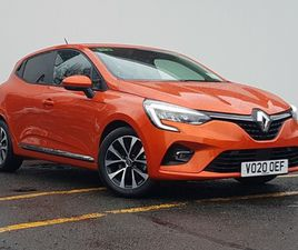 NEARLY NEW 2020 (20) RENAULT CLIO 1.5 DCI 85 ICONIC 5DR IN CLYDEBANK