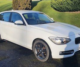 BMW 1 SERIES 114D SPORT EDITION FOR SALE IN CORK FOR €7200 ON DONEDEAL