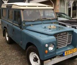 LAND ROVER SERIES SERIES III