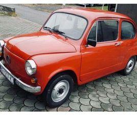 FIAT ZASTAVA 750 LE