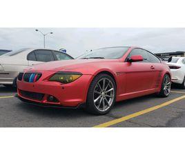 2005 BMW 645CI FOR SALE | CARS & TRUCKS | WEST ISLAND | KIJIJI