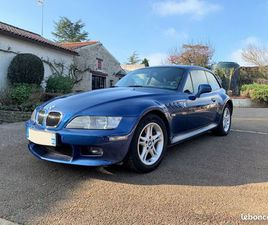 BMW Z3 COUPÉ 3.0 6 CYLINDRES