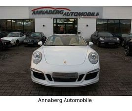 PORSCHE 911 CABRIO SPORTDESIGN/SPORTABGAS/18-WEGE/20ZOLL